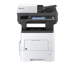 Kyocera ECOSYS M3860idn/KL3 S/W-Laserdrucker Scanner Kopierer Fax LAN jetzt leasen