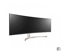LG 49WL95C-W.AEU 124,5cm 49 Zoll UW 4K Office-Monitor