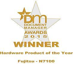 Fujitsu ScanSnap N7100 Dokumentenscanner 25Seiten/min Gigabit-LAN Duplex A4 jetzt leasen