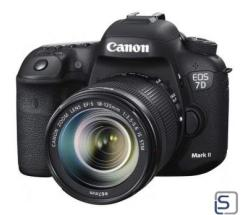 Canon EOS 7D Mark II Kit 18-135 mm leasen