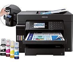 EPSON EcoTank ET-16600 Drucker Scanner Kopierer Fax A3+ WLAN + 80€ Cashback* bei uns leasen