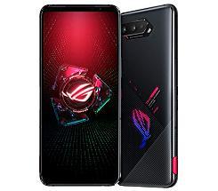 ASUS ROG Phone 5 ZS673KS Smartphone 12/256GB phantom black Android 11.0 bei uns leasen