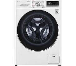 LG V4WD85S1 Stand-Waschtrockner weiß leasen