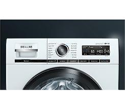 Siemens WM14VMA2 Stand-Waschmaschine-Frontlader weiß leasen
