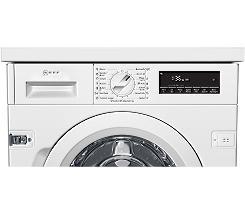 Neff W6441X0 Einbau-Waschvollautomat weiß leasen