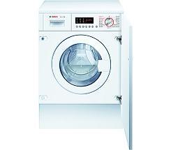 Bosch WKD28542 Einbau-Waschtrockner weiß leasen