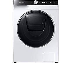 Samsung WW90T986ASE Stand-Waschmaschine-Frontlader AddWash weiß leasen