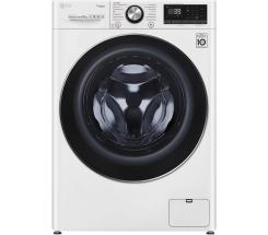 LG F4WV908P2E Stand-Waschmaschine-Frontlader weiß leasen