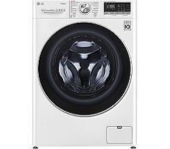LG F2V7SLIM8E Stand-Waschmaschine-Frontlader weiß leasen