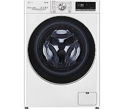 LG F4WV709P1E Stand-Waschmaschine-Frontlader weiß leasen