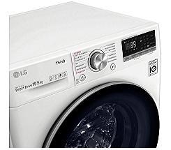 LG F6WV710P1 Stand-Waschmaschine-Frontlader weiß leasen