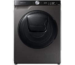 Samsung WD90T754ABX Stand-Waschtrockner platinum silver leasen