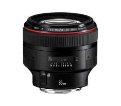 Canon EF 85mm f/1.2 L II USM leasen
