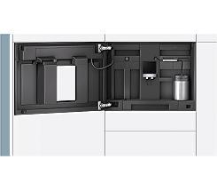 Siemens CT 636 LES 6 Einbau-Kaffee-Vollautomat edelstahl edelstahl