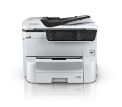 EPSON WorkForce Pro WF-C8610DWF Multifunktionsdrucker Scanner Kopierer Fax WLAN jetzt leasen