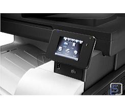 HP LaserJet Pro 500 color MFP M570dw leasen