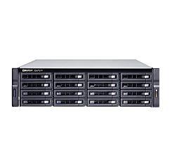 QNAP TS-h1683XU-RP-E2236-128G NAS System 16-Bay bei uns leasen