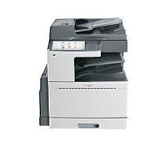Lexmark X950DE leasen - Multifunktion, Faxgerät/Kopierer/Drucker/Scanner