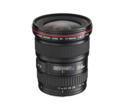 Canon EF 17 - 40 mm F/4.0 L USM leasen