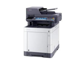 Kyocera ECOSYS M6230cidn/KL3 Farblaserdrucker Scanner Kopierer LAN als Leasing