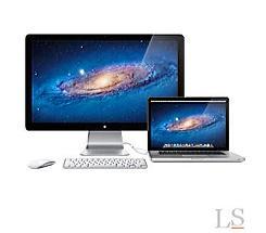 Apple Thunderbolt Display 27 Zoll leasen, MC914ZM/A