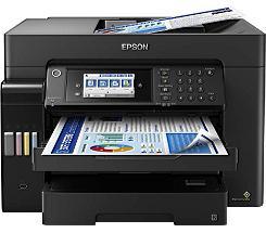 EPSON EcoTank ET-16650 Drucker Scanner Kopierer Fax A3+ WLAN + 80€ Cashback* als Leasing