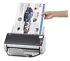 Fujitsu fi-7460 Dokumentenscanner Duplex ADF USB A3 jetzt leasen