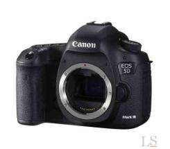Canon EOS 5D Mark III Body oder Kit  leasen