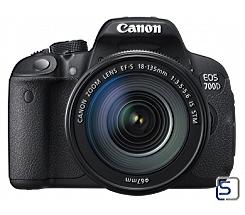 Canon EOS 700D Kit 18-135mm leasen