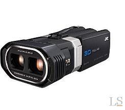 JVC GS-TD1BEU leasen,3D-Camcorder