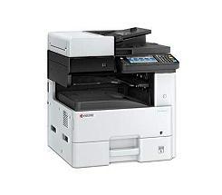 Kyocera ECOSYS M4132idn/KL3 S/W-Laserdrucker Scanner Kopierer LAN A3 bei uns leasen