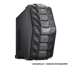 Acer Predator G3-710 Gaming PC 8GB/2TB/128SSD GTX 1080 leasen
