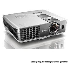 BenQ W1080ST+ DLP Heimkino Full-HD 1080p 2200 Lumen leasen