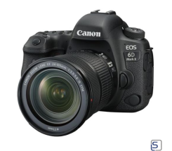 Canon EOS 6D Mark II Kit EF 24-105mm 3,5 - 5,6 IS STM leasen
