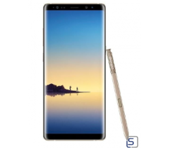 Samsung GALAXY Note 8, maple gold leasen