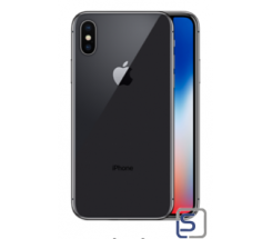 Apple iPhone X 64 GB Space Grau ohne Vertrag leasen, MQAC2ZD/A