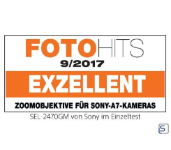 Sony FE 24-70mm f/2.8 GM Zoom Objektiv leasen, E-Mount