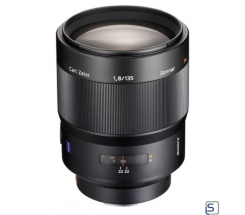 Sony 135mm f/1.8 ZA Objektiv (SAL-135F18Z) leasen, A-Mount
