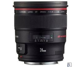 Canon EF 24mm f/1.4L II USM leasen