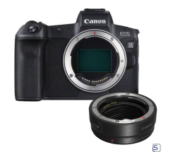 Canon EOS R Body mit Adapter EF-EOS R leasen