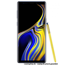 Samsung Galaxy Note 9 Dual SIM, 128GB Ocean Blue leasen, ohne Vertrag (Handy), N960F