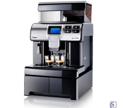 Aulika Top OTC High Speed Cappuccino EVO in schwarz mit Tank leasen, mit Gewerbezulassung !