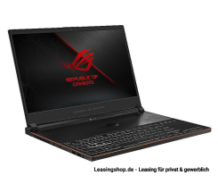 ASUS ROG GX531GM i7-8750HQ leasen, 15,6 Zoll
