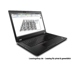 Lenovo ThinkPad P72 i7-8750H leasen, 17,3 Zoll