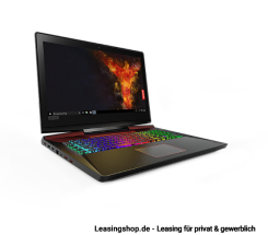 Lenovo Legion Y920 i7-7700HQ leasen, 17,3 Zoll