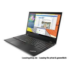Lenovo ThinkPad T580 i7-8550U leasen, 15 Zoll
