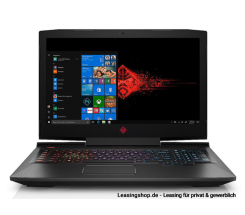 HP OMEN Notebook 17-an109ng i7-8750H leasen, 17 Zoll