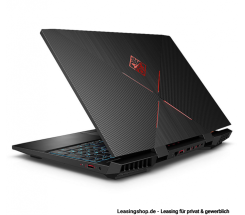 HP OMEN Notebook 15-dc0015ng i7-8750H leasen, 15 Zoll