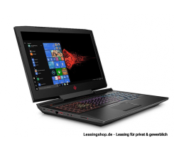 HP OMEN Notebook 17-an106ng i7-8750H leasen, 17 Zoll