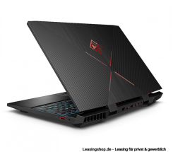 HP OMEN Notebook 15-dc0010ng i7-8750H leasen, 15 Zoll